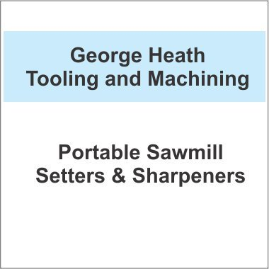 George Heath Tooling and Machining