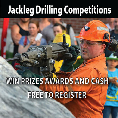 JackLeg Drilling