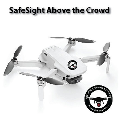 SafeSight Above the Crowd