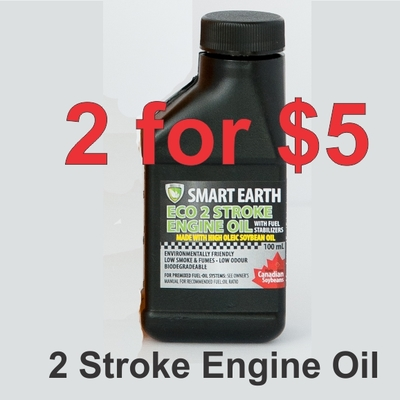Two Stroke Engine Oil