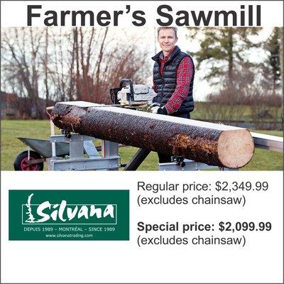 Farmer's Sawmill