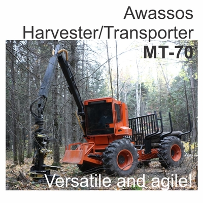 Awassos - harvester/transporter