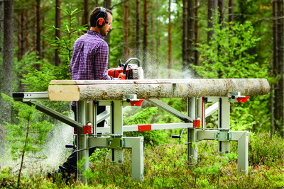 Logosol F2 Chainsaw Mill